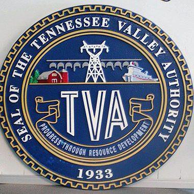 TVA circle logo