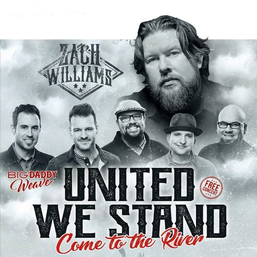 United We Stand concert