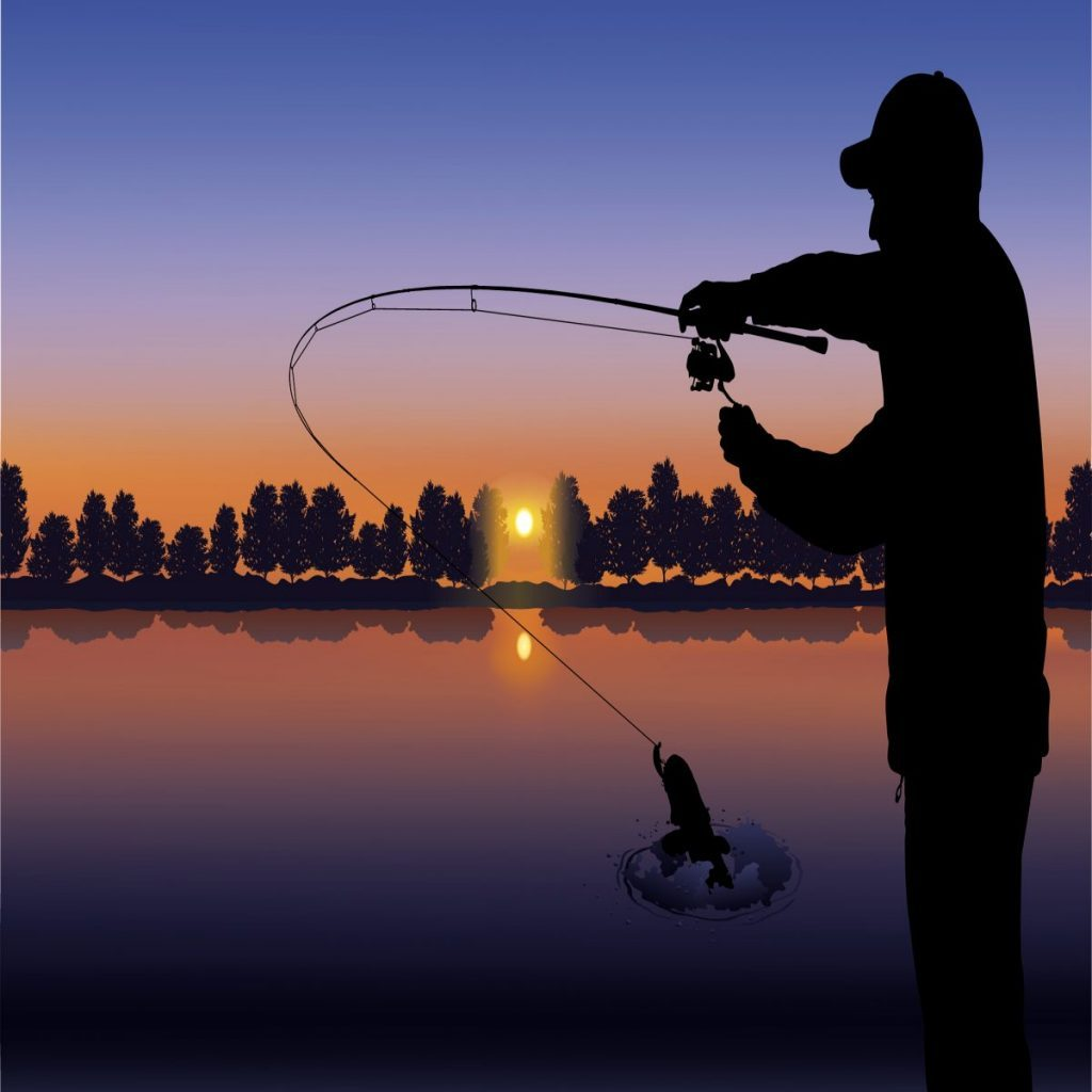 fisherman art