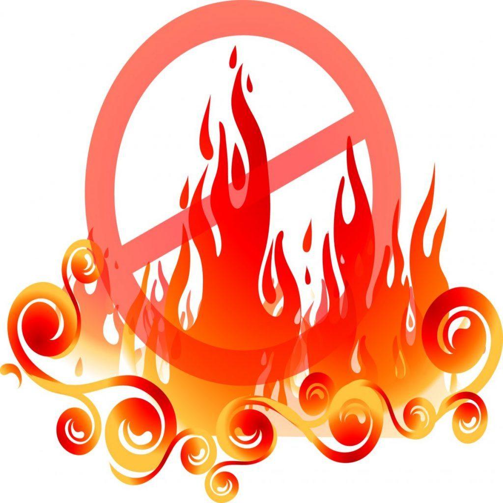 no burn
